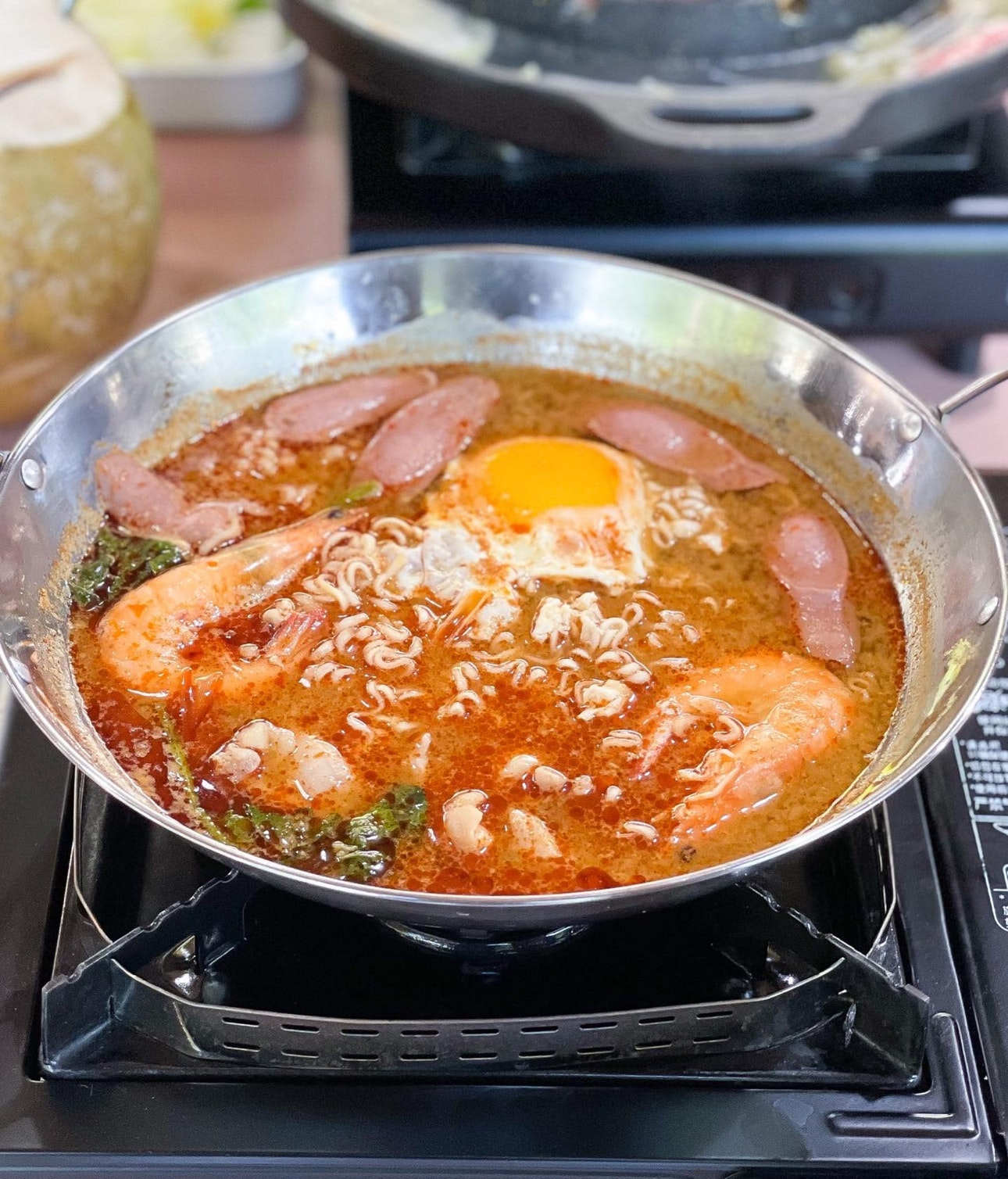 1 x Tom Yum Hotpot Noodle (Chicken) [Exclusive Deal]