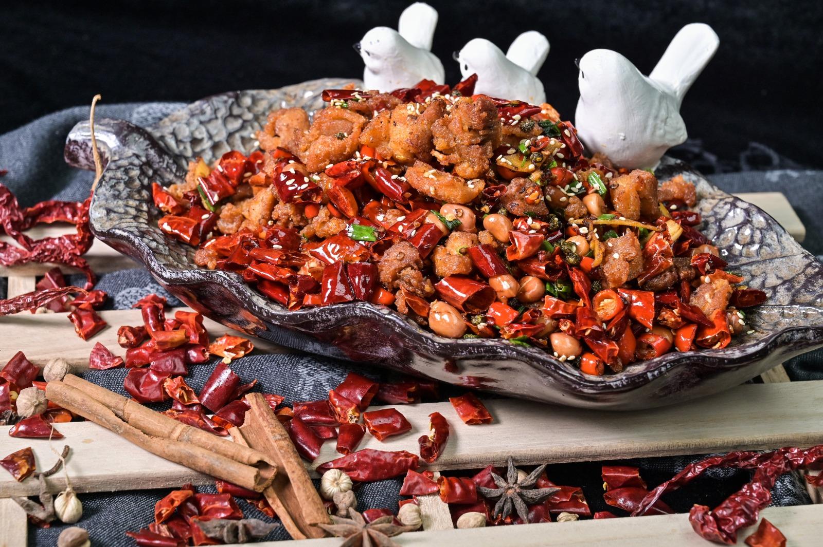 1 x Sichuan Popcorn Chicken [Limited Stock]