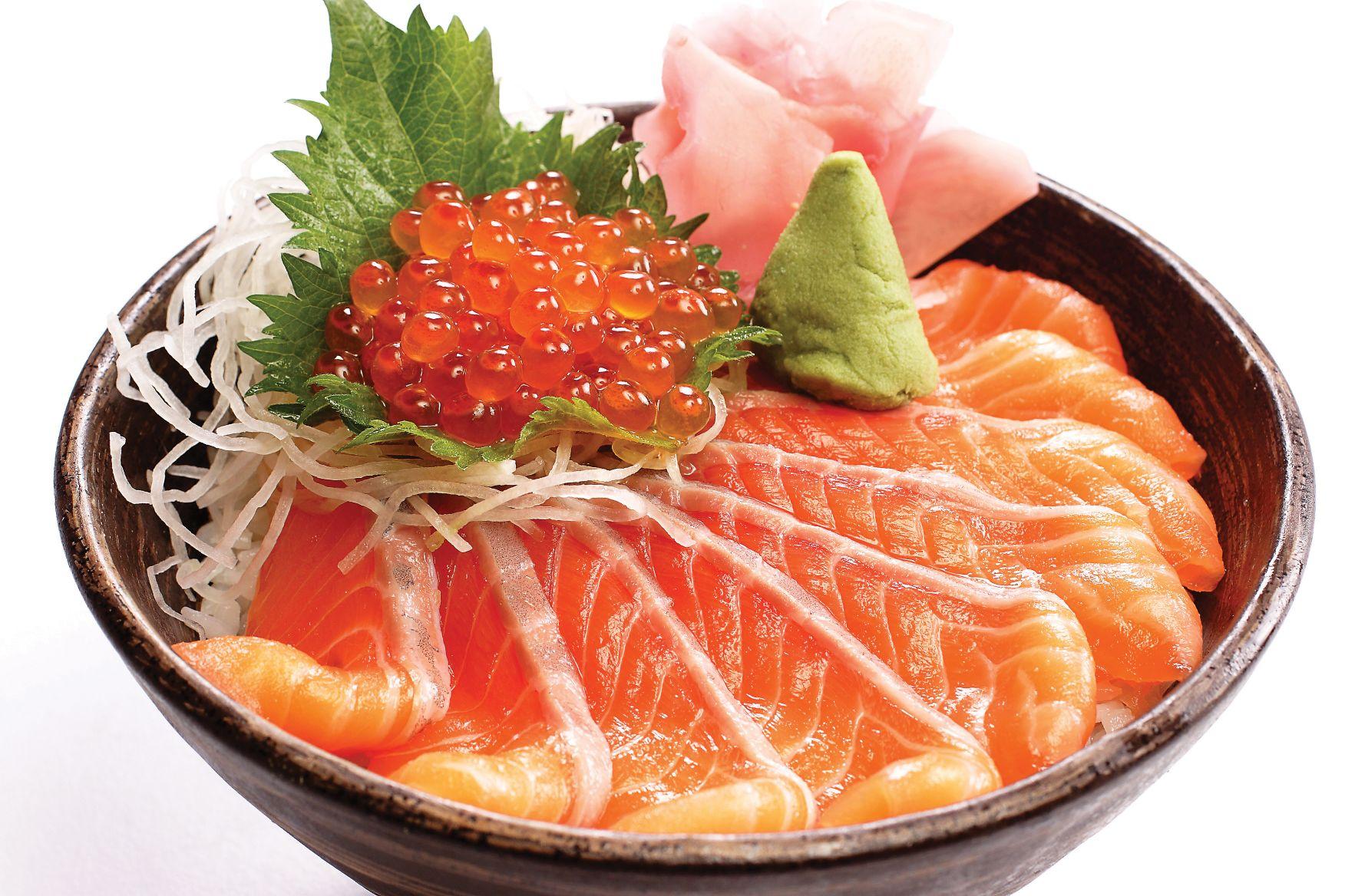 1 x Salmon Oyako Don [Exclusive Deal]