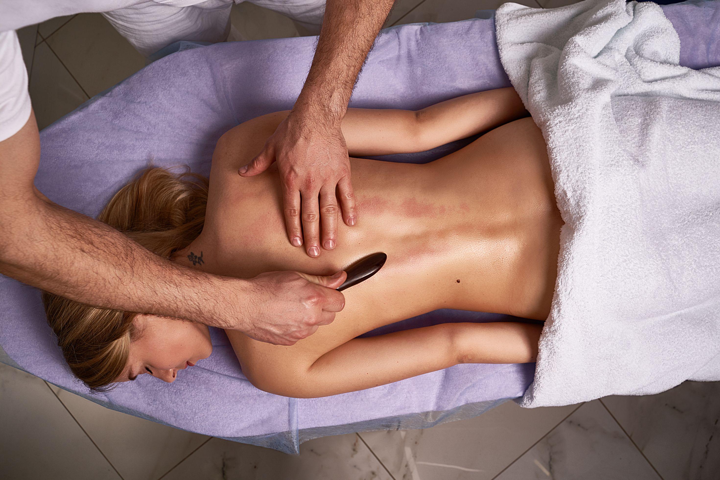60 min Full Body Massage + 15 min complimentary Gua Sha Treatment