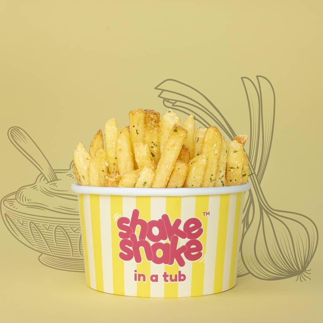 1 x Medium Fries