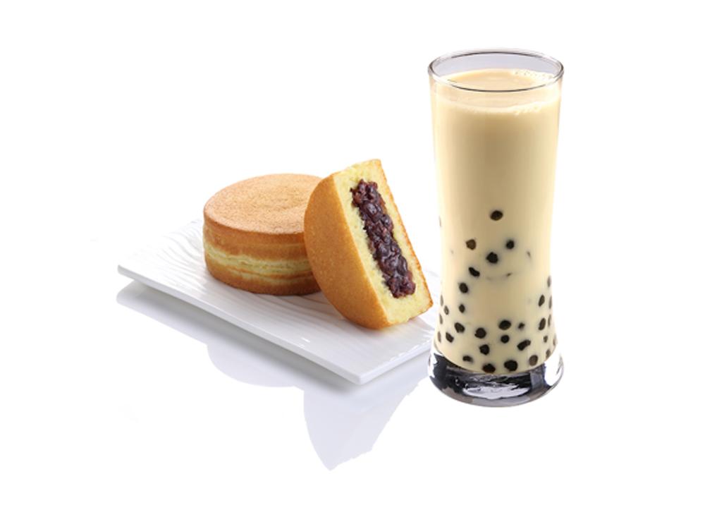 1 x Any Classic Pancake + Pearly Soya Milk