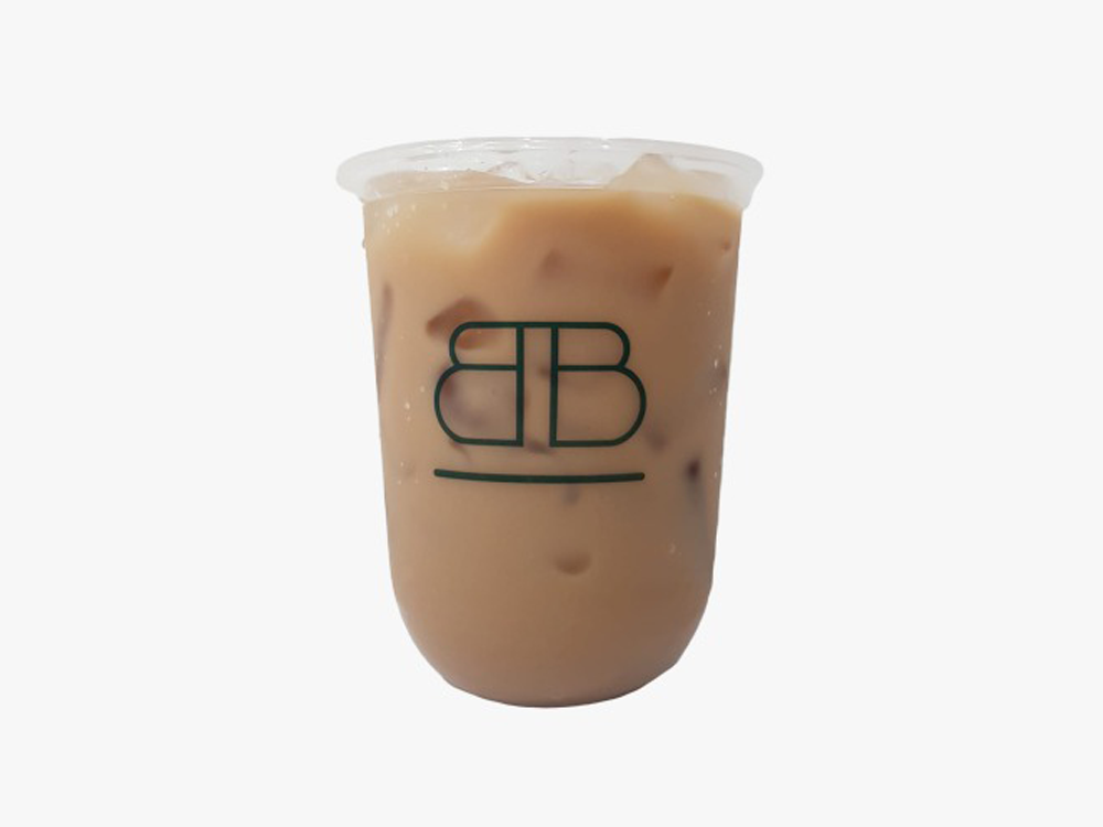 1 x Classic Milk Tea (Standard Size) with Pearls [Limited Stock]
