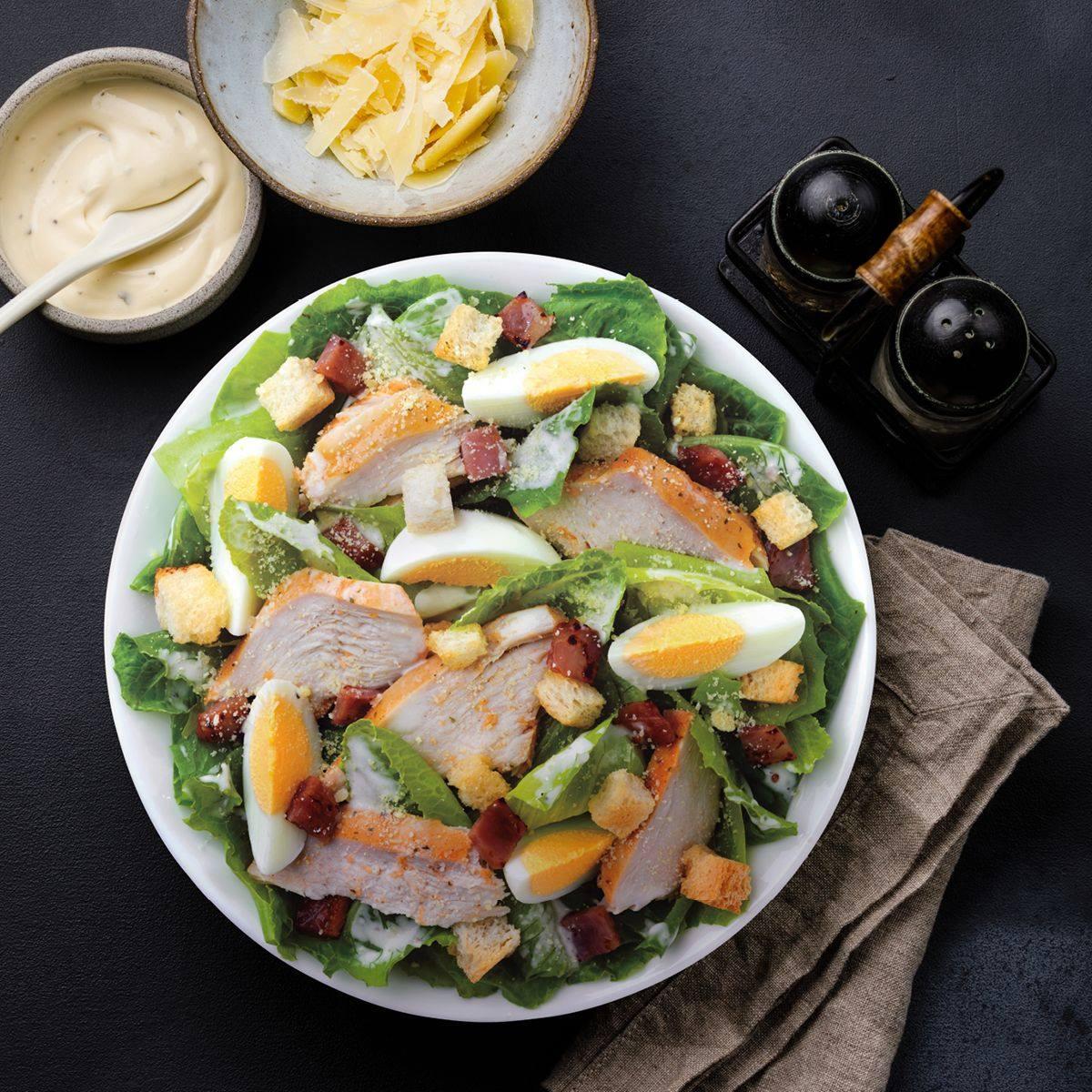1 x Mix 'N' Match Salad (Large)