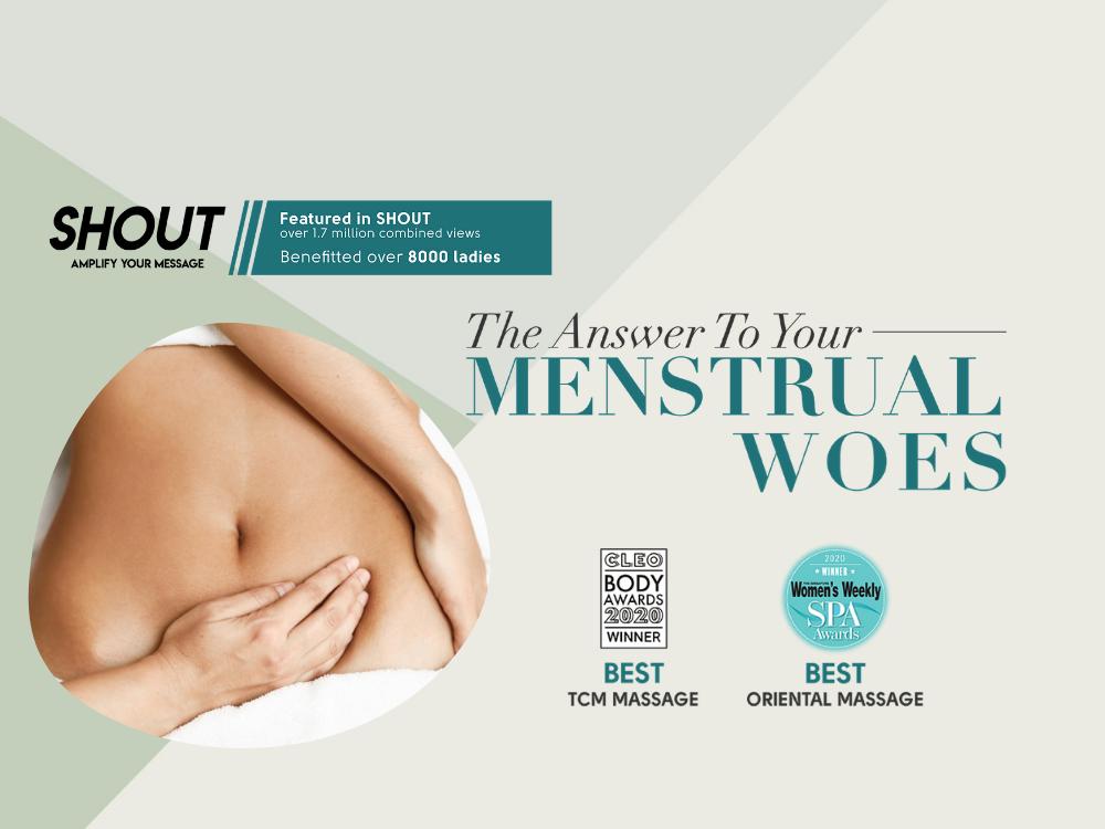 Womb & Ovary Mud Moxibustion (60 mins)