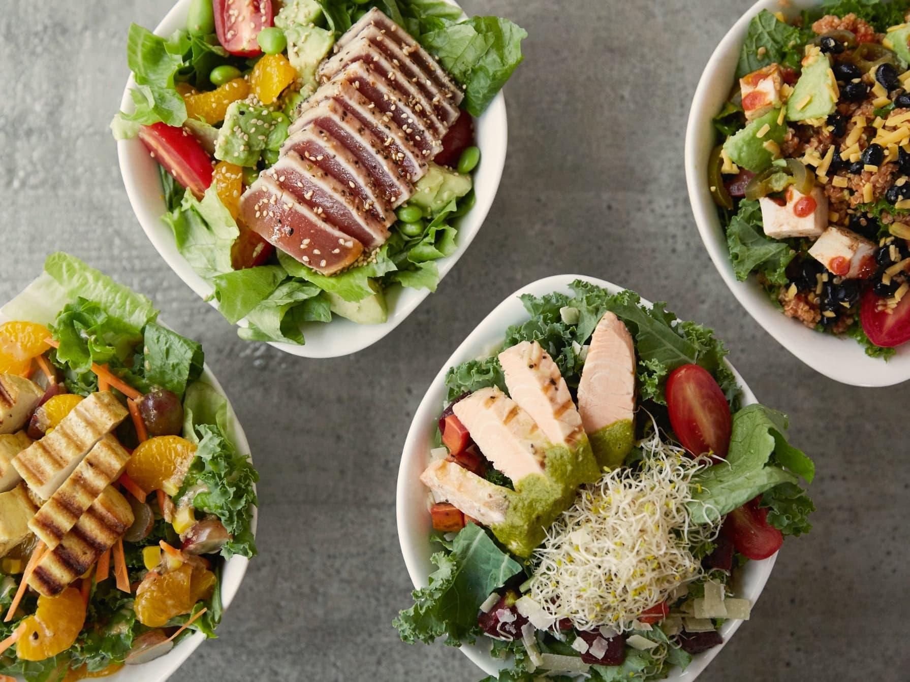 $10 Cash Voucher at SaladStop! - Get Deals, Cashback and Rewards with ShopBack GO