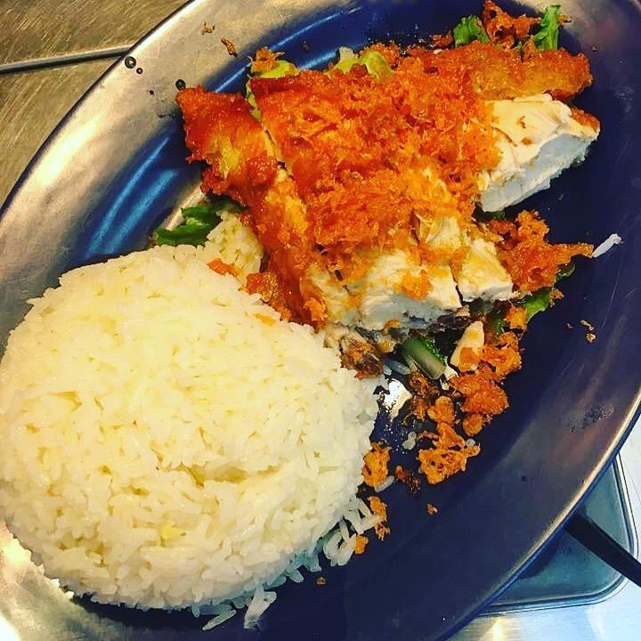 1 x Nasi Ayam Flinstone (Original)