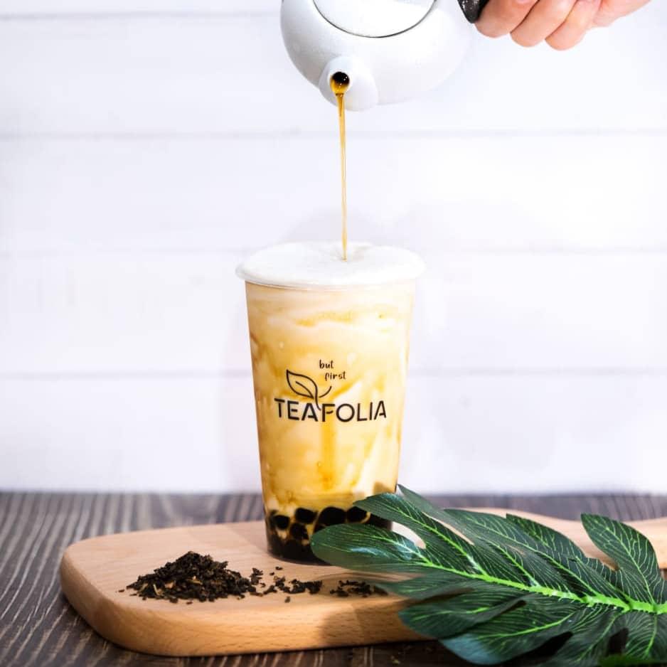 1 x Milk Tea (Regular)