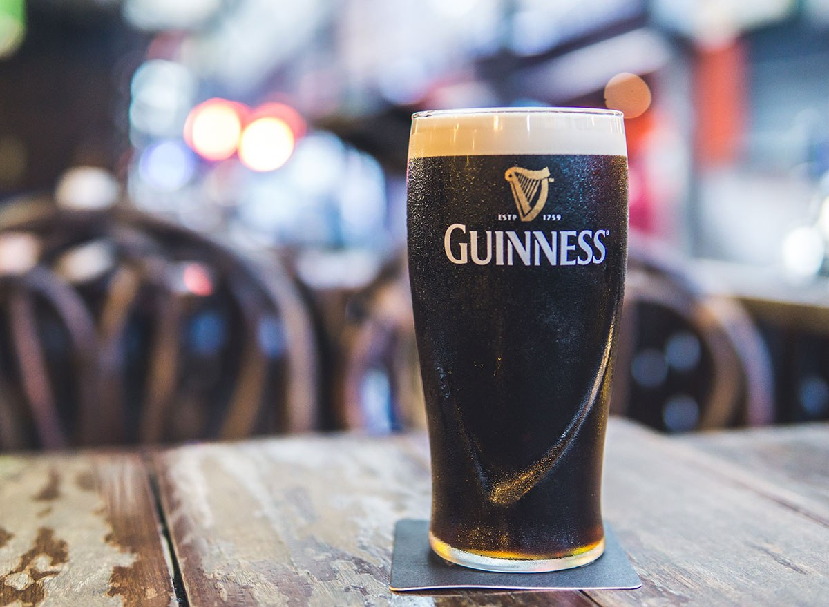 3 x Guinness Pints