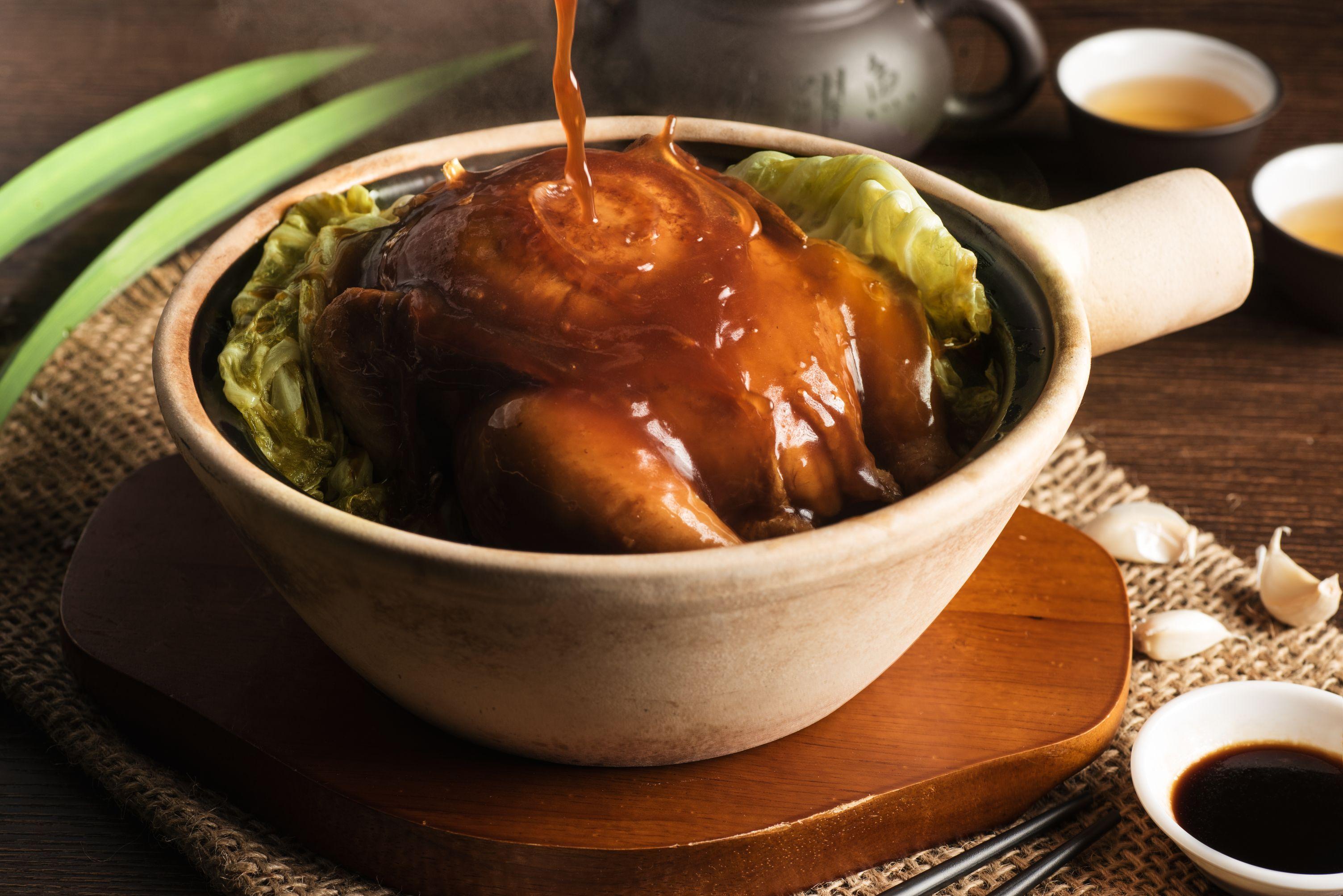 1 x Kia Hiang Claypot Spring Chicken