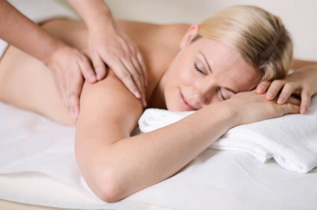 60 min Full Body Massage with Human Frequency Treatment for 1 person (1 session)