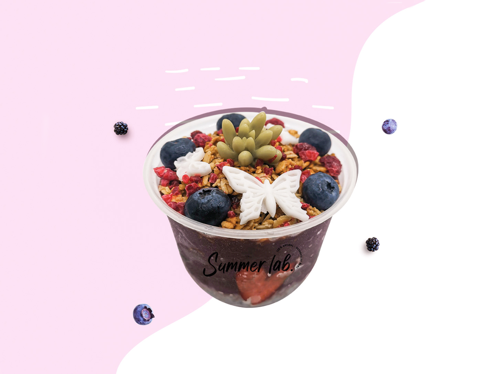 1 x Large Superfoods Smoothie Bowl