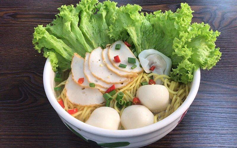 1 x Noodle + Drink Set