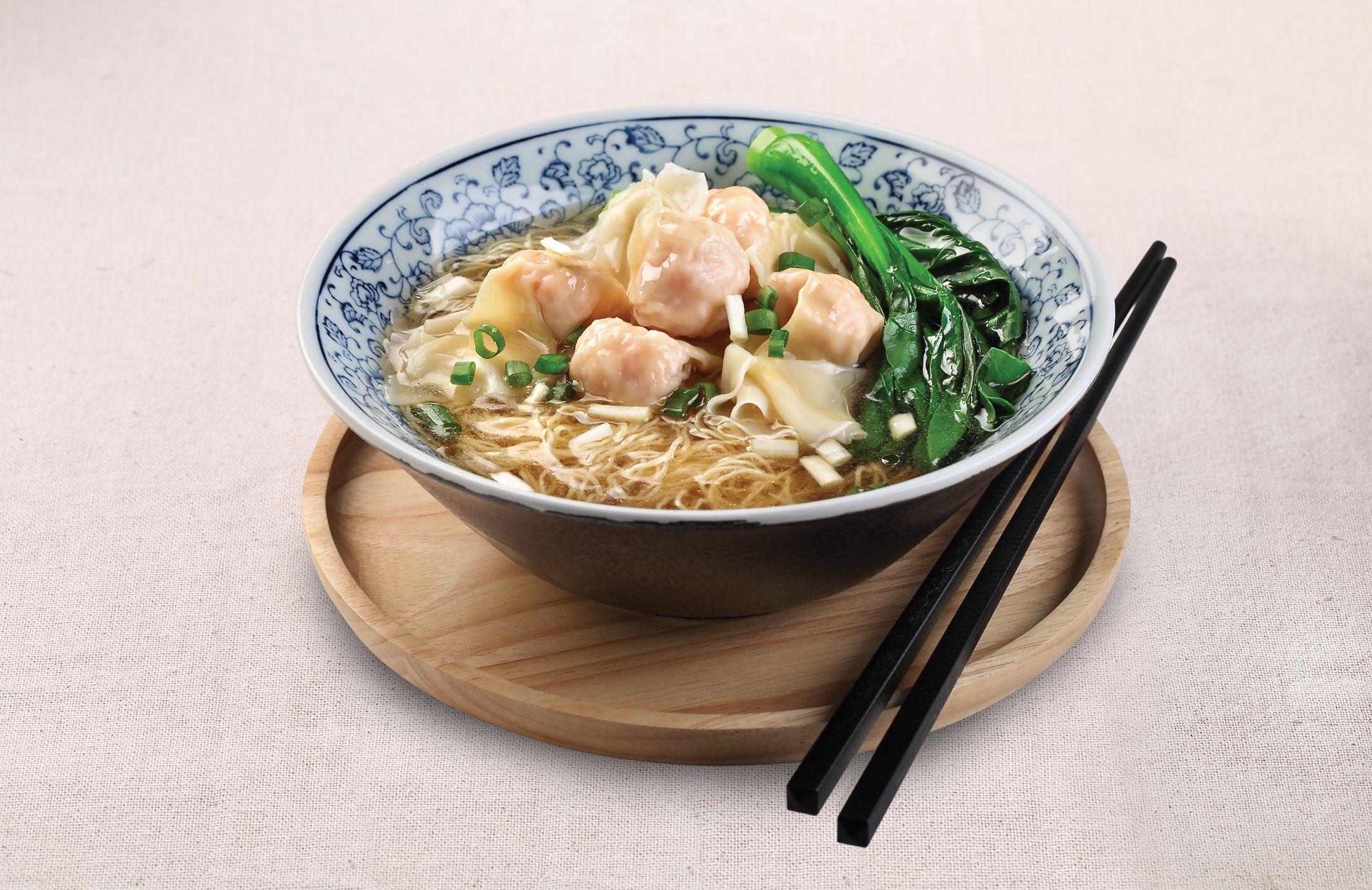 1 x Signature HK Wanton Noodle (Soup/Dry) [Exclusive Deal]