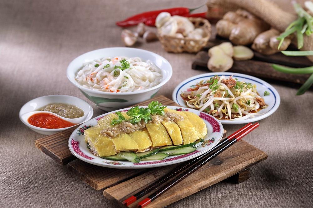 1 x Kampong Chicken One Pax Set [Exclusive Deal]