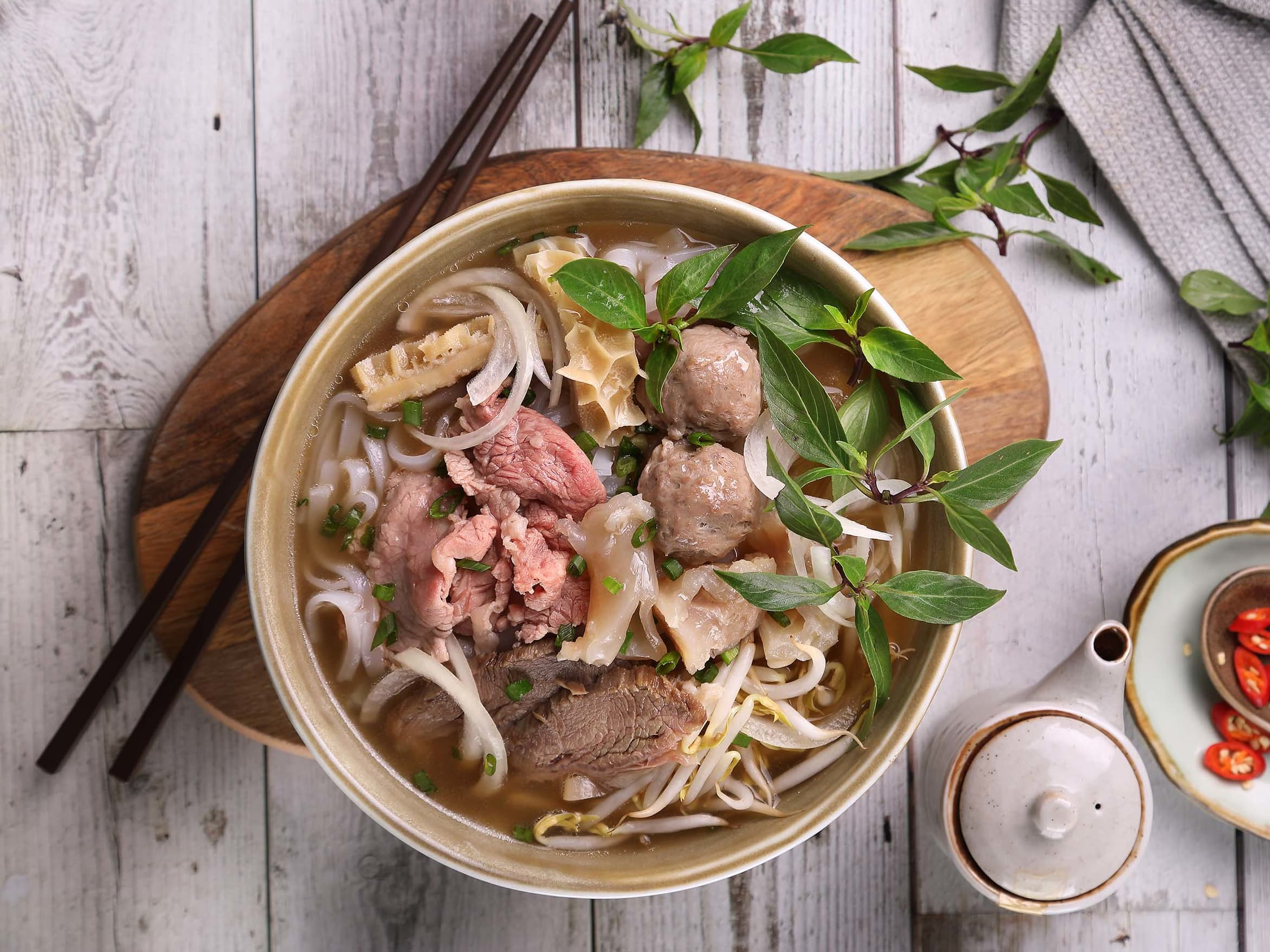 1 x Signature Pho Beef Combination [Exclusive Deal]