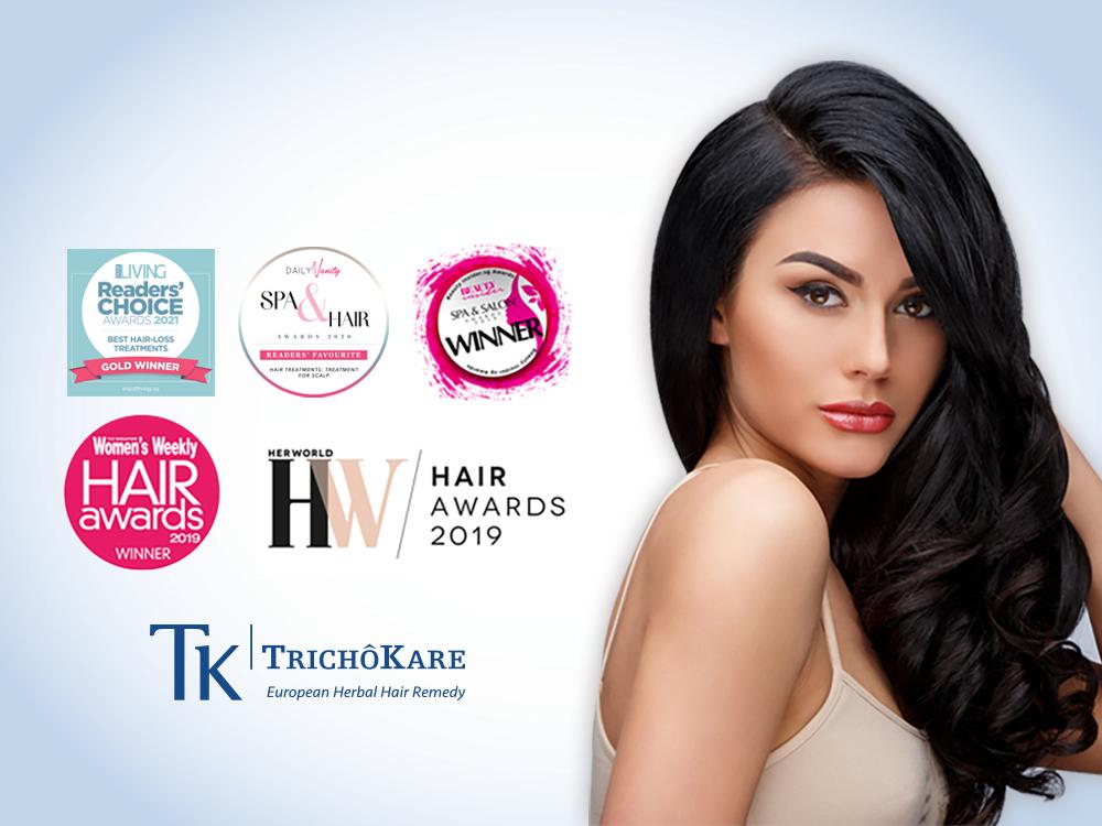 Award Winning 4 Step Hair & Scalp Treatment for 1 Person