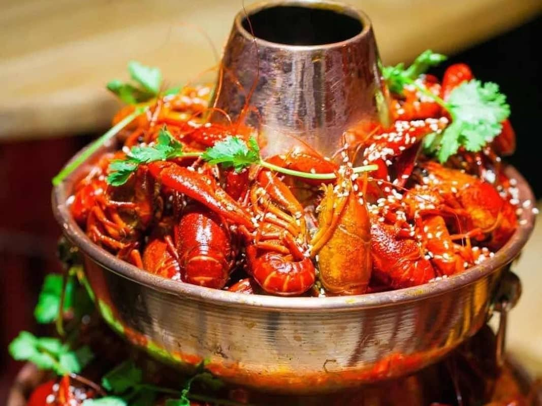 1 x Crayfish