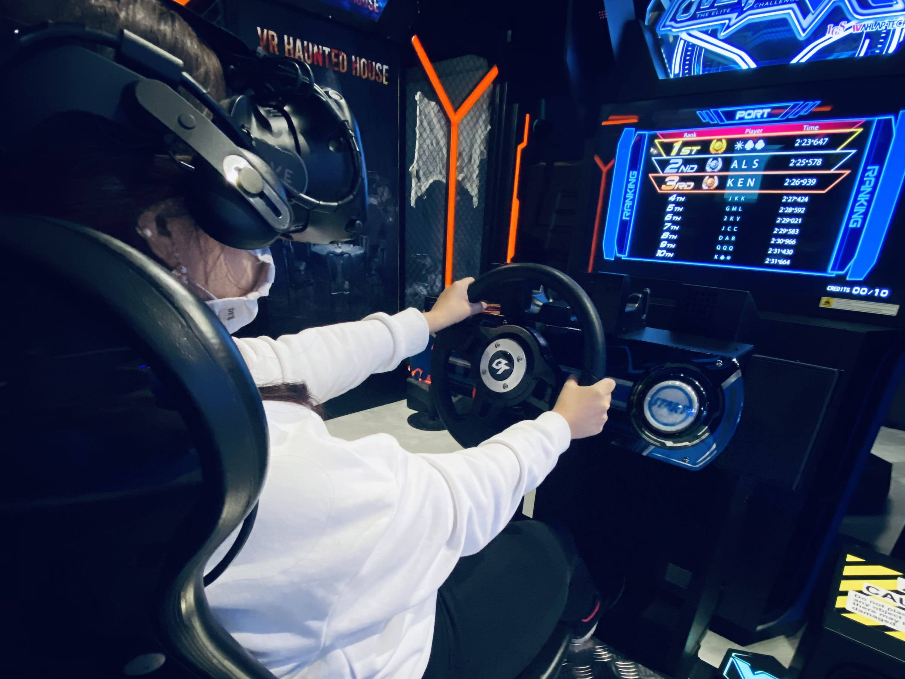 45 Min of VR Game for 2 pax (Weekday)