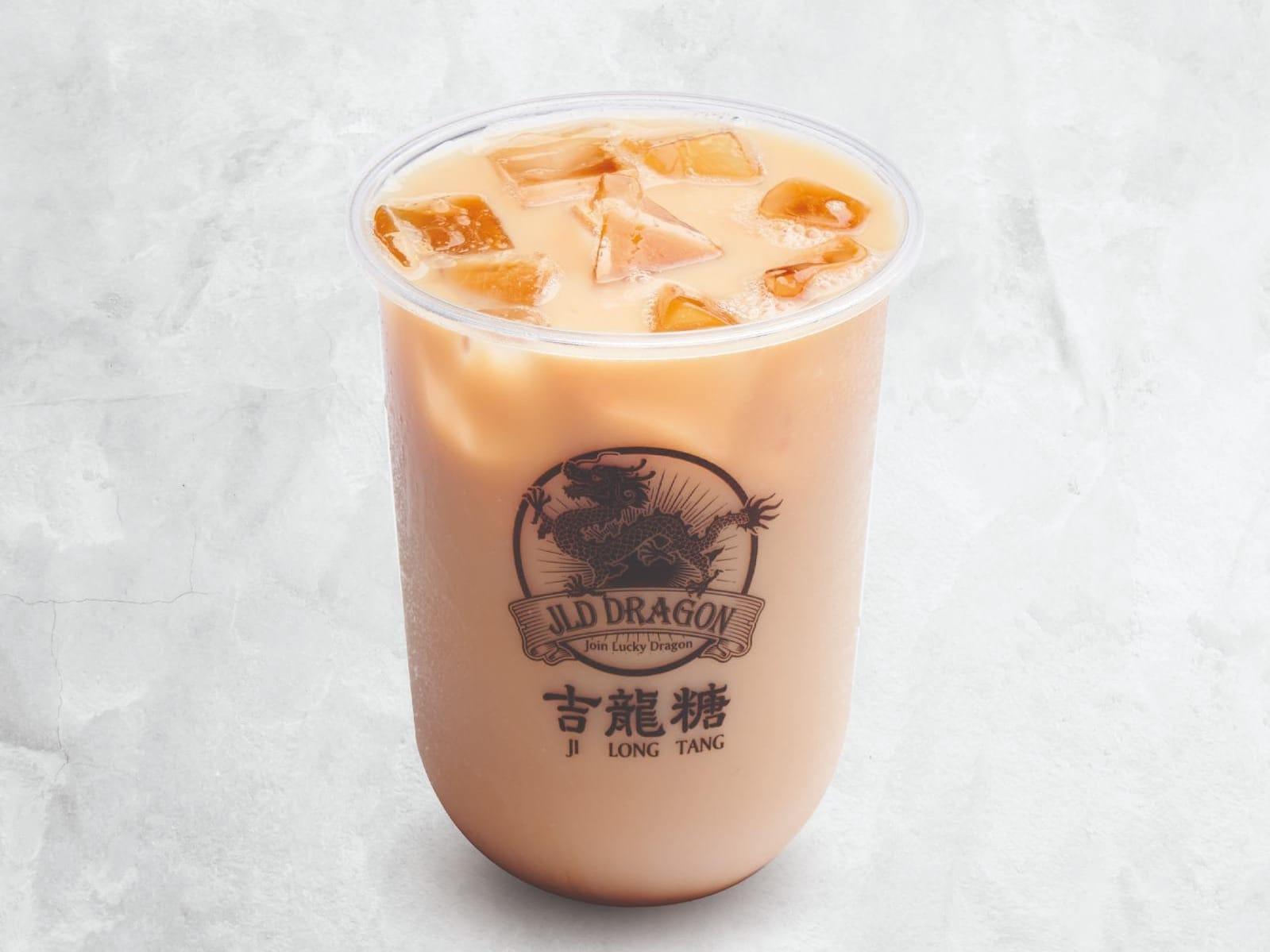 1 x Tie Guan Yin Fresh Milk Tea