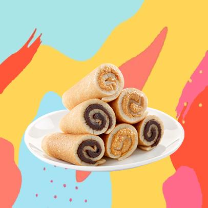 6 x Mix Mini Roll Pancake Set [Limited Stock]