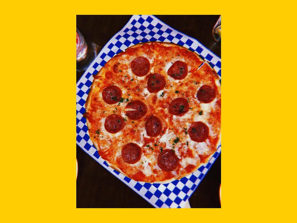 1 x Any Pizza