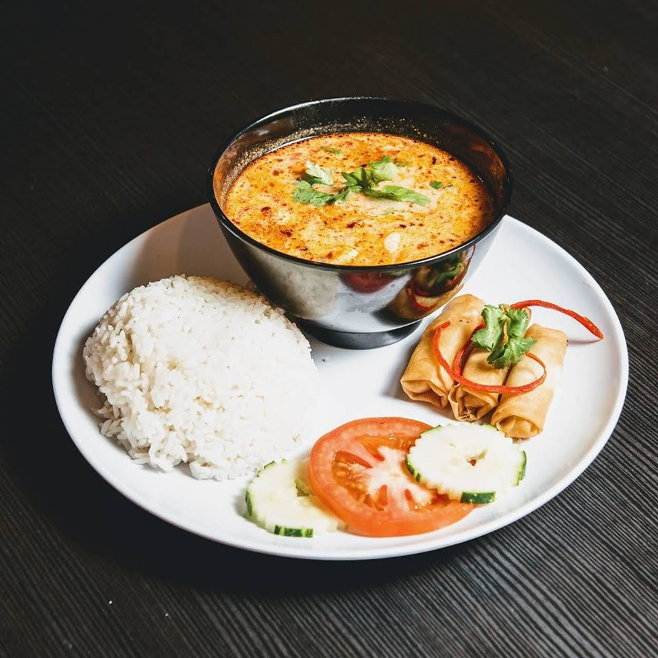1 x Set Meal with Main Dish + Soup + Drink