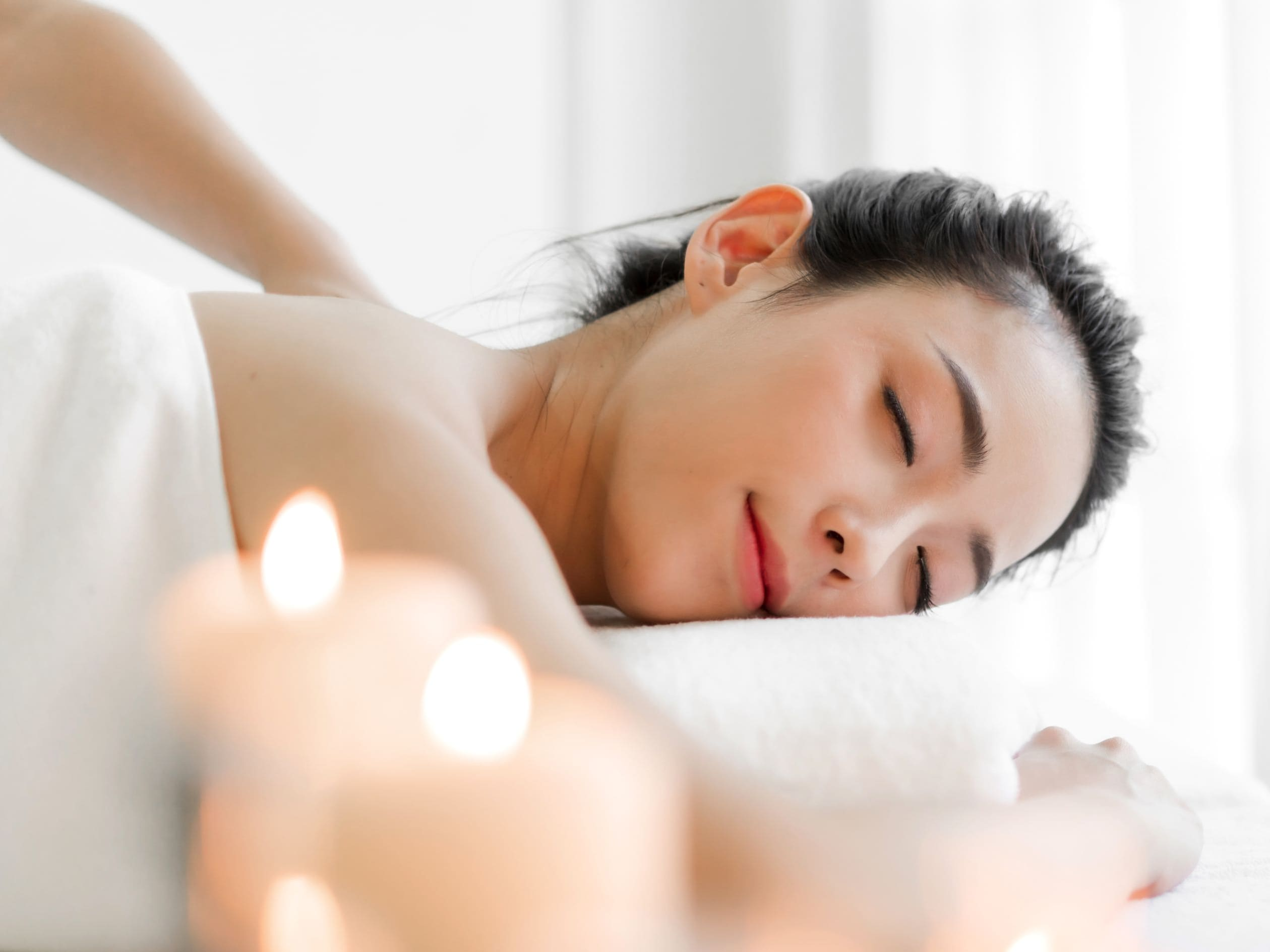 60-Min Swedish Full Body Massage for 1 person
