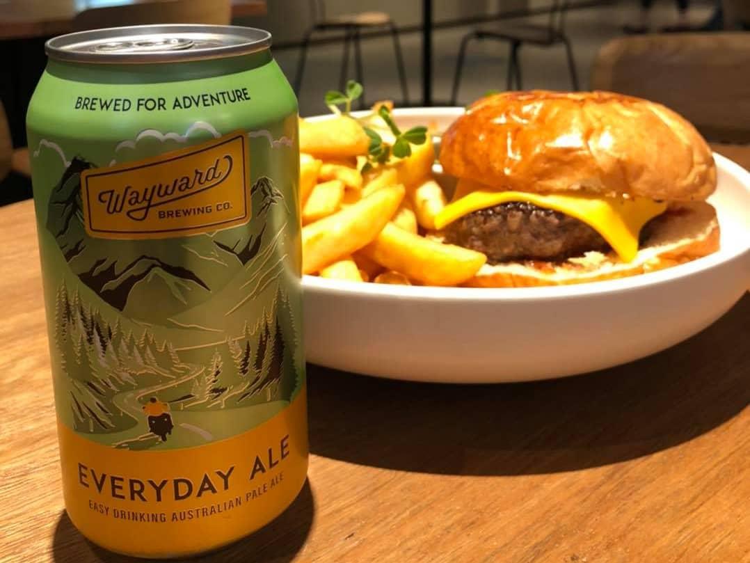 1 x Cheeseburger + Fries + Drink
