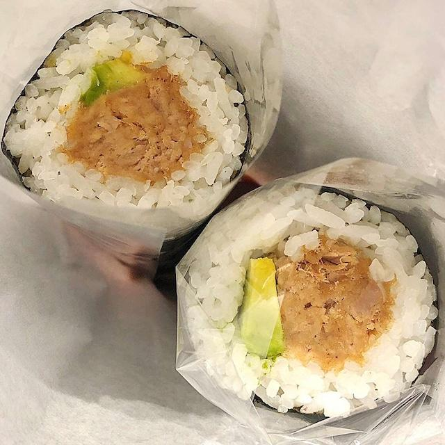 3 x Sushi Rolls + 1 x Canned Drink Combo