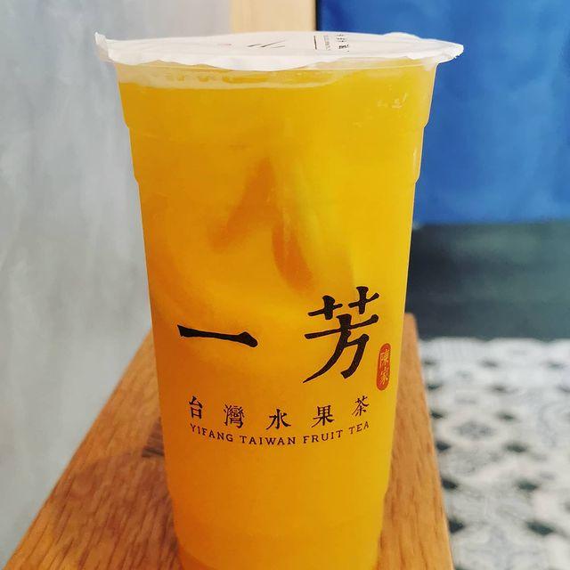 2 x Medium Milk / Fruit Tea (Selected Flavours) at Yifang Taiwan Fruit Tea - Get Deals, Cashback and Rewards with ShopBack GO