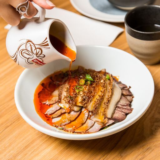 1 x Sliced Ox Tongue in Chilli Sauce at Lan Dining - Get Deals, Cashback and Rewards with ShopBack GO
