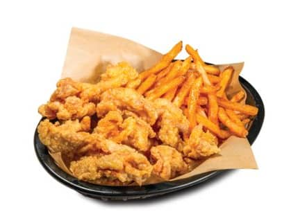1 x Boneless Fried Chicken with Chips at Everyday So Poong - Get Deals, Cashback and Rewards with ShopBack GO