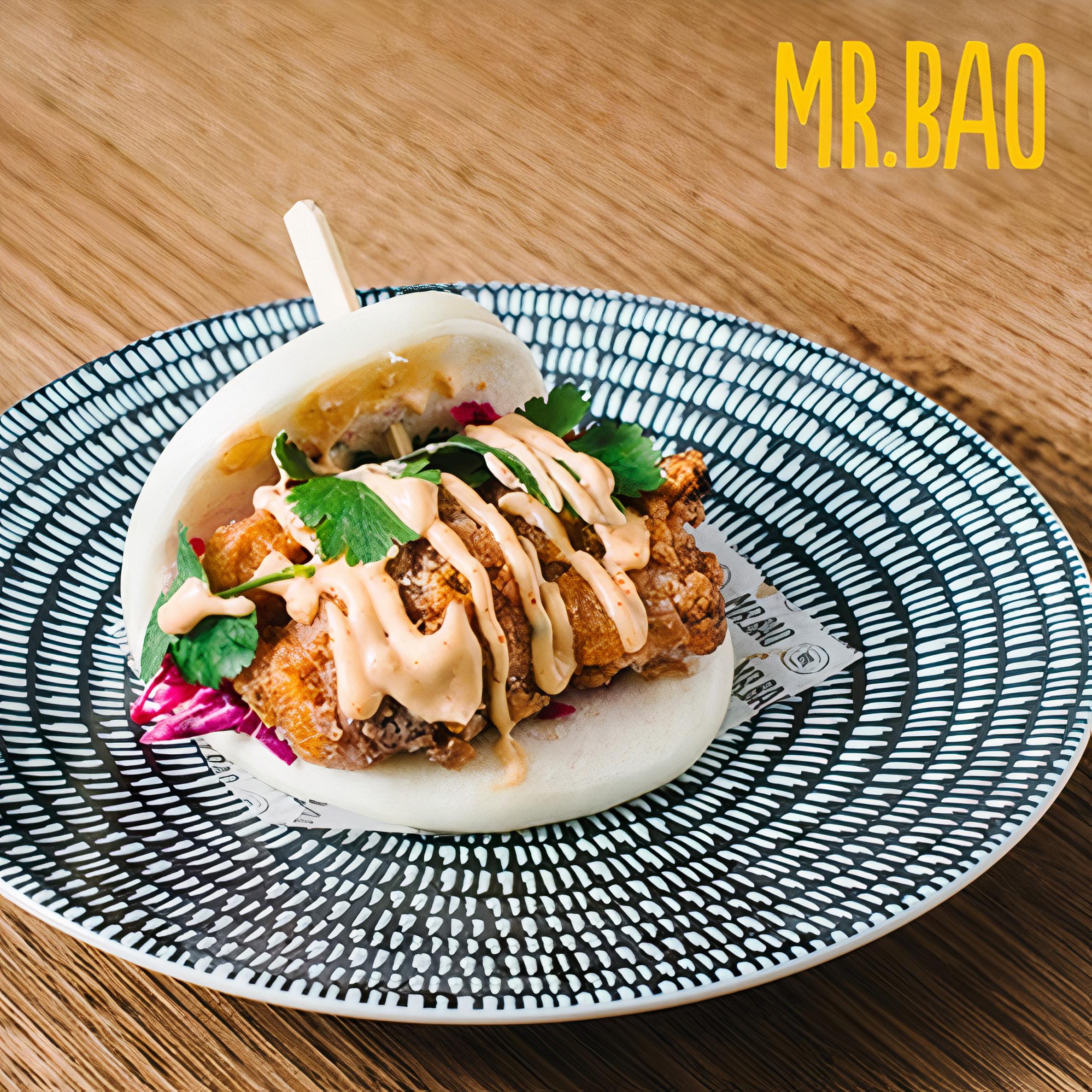1 x Gua Bao