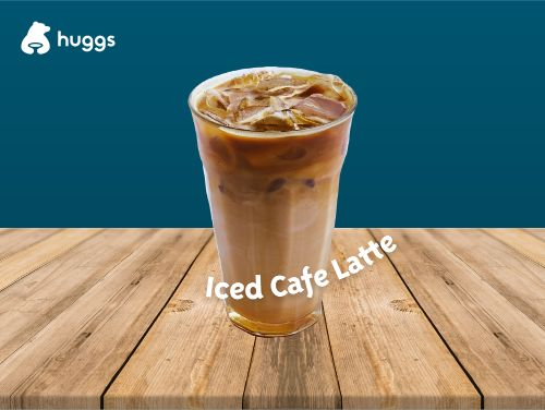 1 x Iced Cafe Latte [Exclusive Deal]