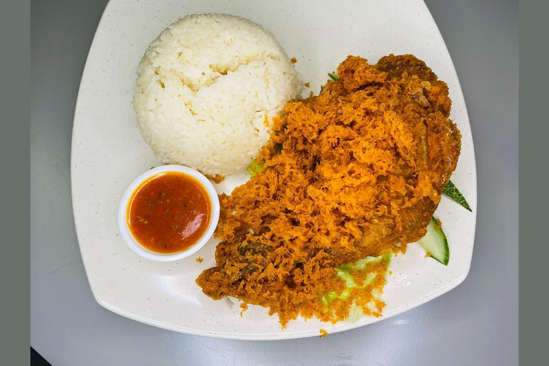 1 x Nasi Ayam Boomeranz (Original) [Exclusive Deal]