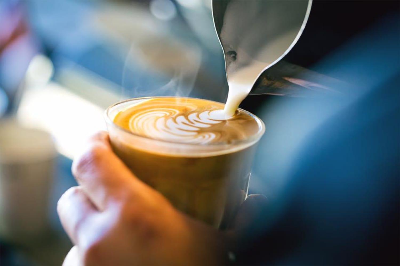 2 x Small Coffee