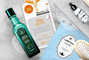 Cleansing Collection: Get a Free The Face Shop cleanser when you buy any product from this collection