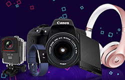 Tech Craze: Electronic Gadgets up to 85% off