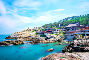 Get up to P760 off your Korea  Accommodation