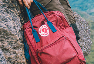 Get Authentic Fjallraven Kanken bags