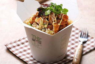 Order lunch, fuel for meetings or late-night deliveries to the office