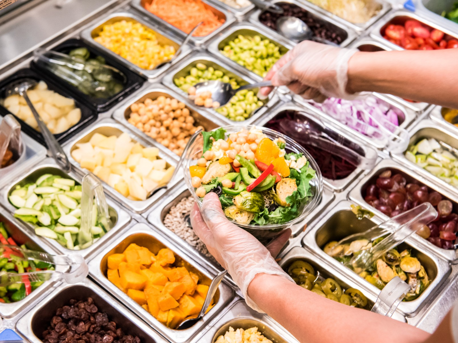 SaladStop! (Marina Bay Link Mall) - Dine, Shop, Earn
