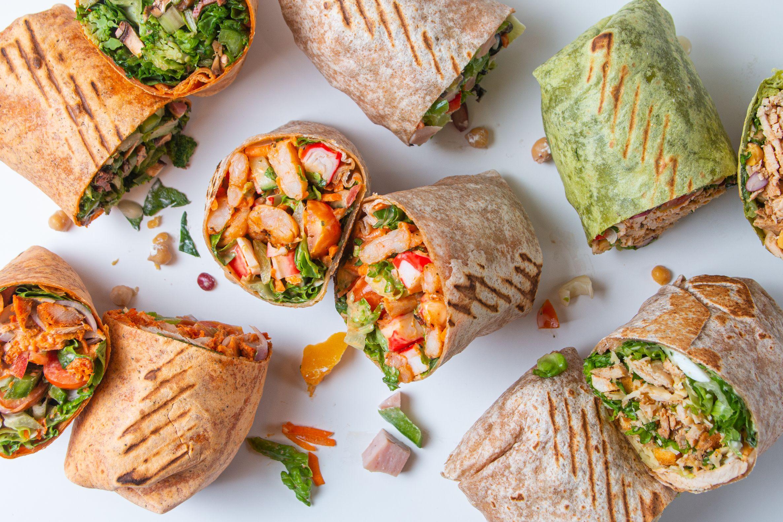 Simply Wrapps (Raffles City) - Dine, Shop, Earn