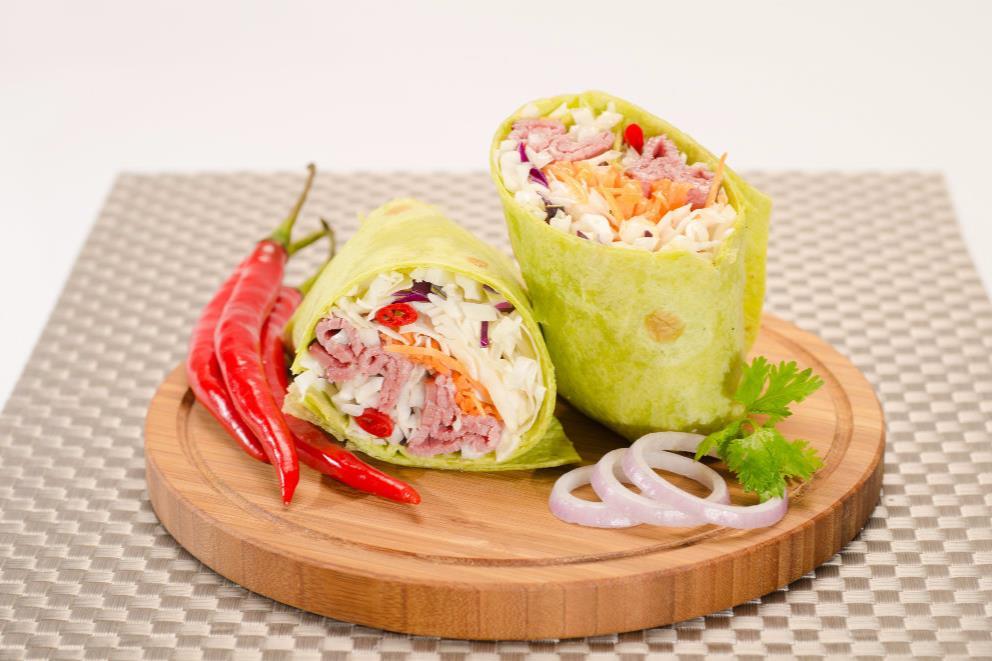 Salads & Wraps (Icon Village) - Dine, Shop, Earn