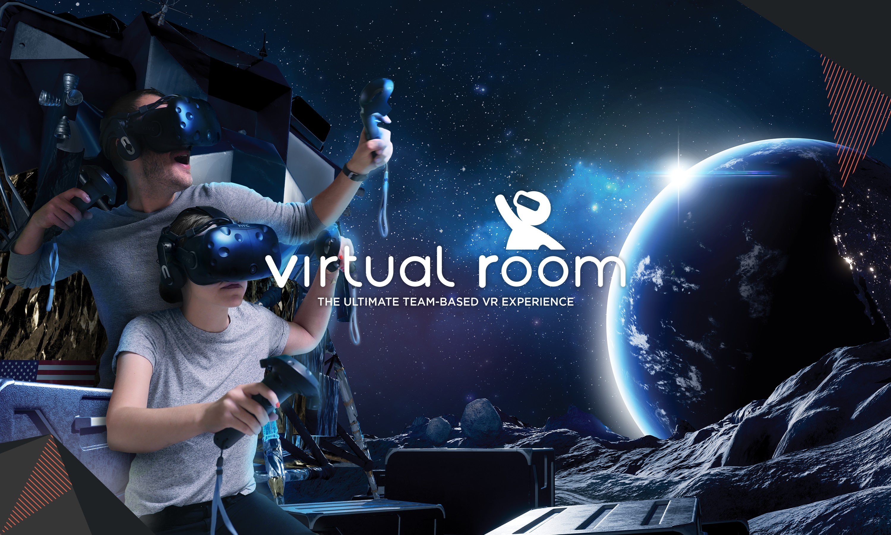 Virtual Room (Lucky Chinatown) - Dine, Shop, Earn