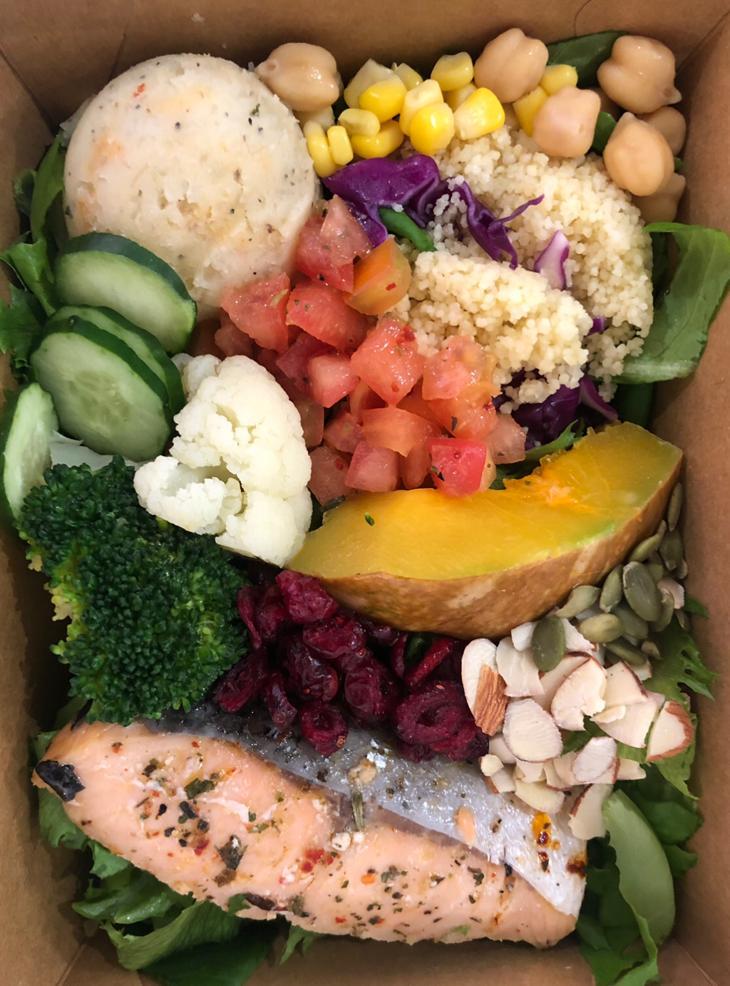 OE Salad Bar (Gateway Drive) - Dine, Shop, Earn