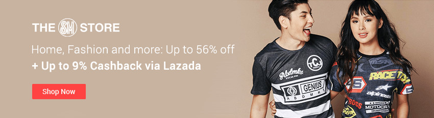 Get it all from Home to Fashion at up to 56% off + Up to 9% Cashback