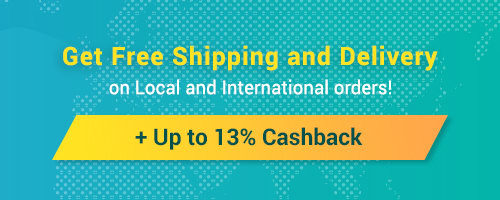 Free Shipping to the Philippines