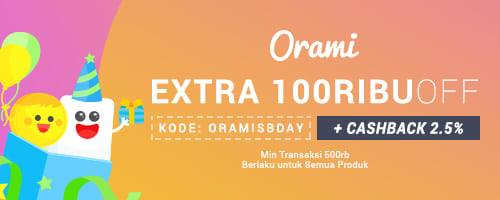 Orami by Bilna Exclusive ShopBack